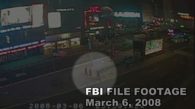 Can video solve Times Square bomb case?