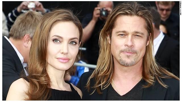"""Brad Pitt ve a Angelina Jolie más """"valiente, atrevida y sexy que nunca"""""""