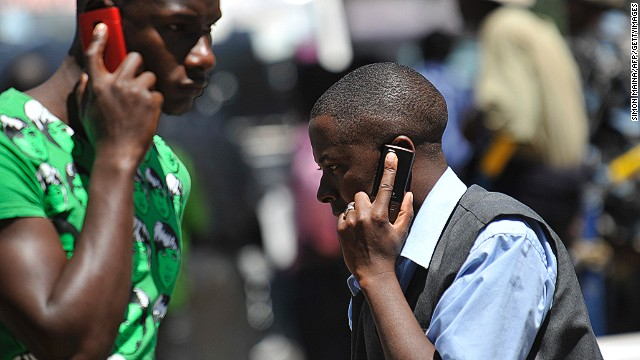 More than 720 million people across Africa have mobile phones, while the continent's smartphone market is expected to double in the next four years.