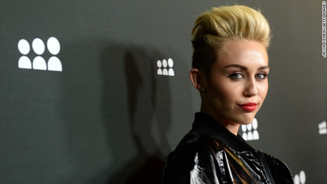 Miley Cyrus: Alcohol 'more dangerous' than weed