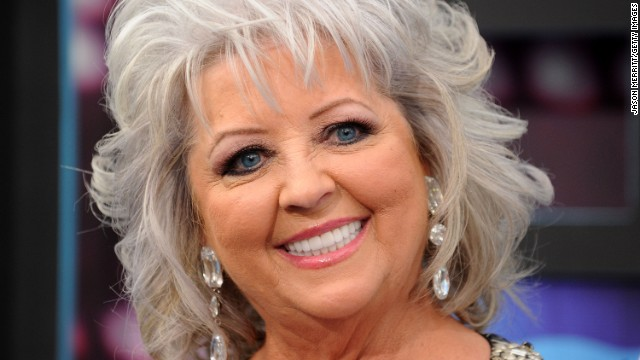 Southern TV chef Paula Deen