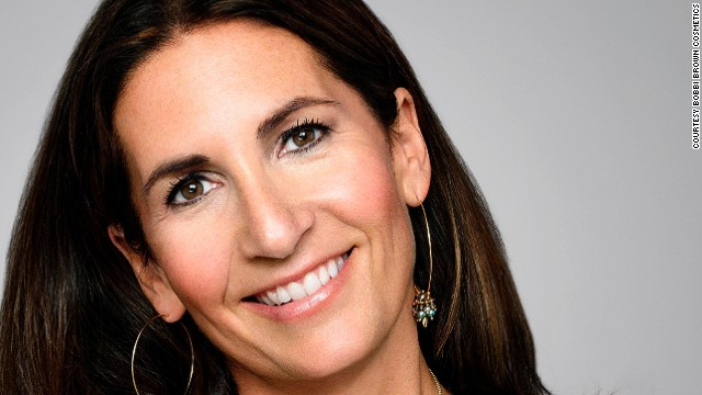 Bobbi Brown worked as a Manhattan makeup artists before founding her eponymous cosmetics line in 1991. Her line of lipsticks sold out on the day it was introduced to the upmarket New York department store Bergdorf Goodman, and her company is today worth nearly a billion dollars.