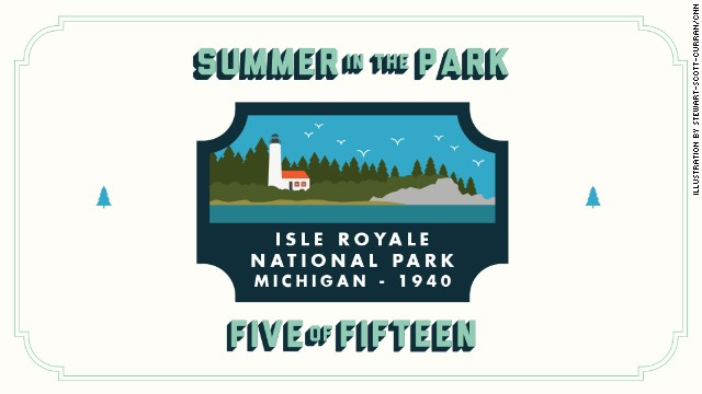 Check out ranger-recommended Isle Royale sites in our fifth installment of Summer in the Park. Look back next week for the <a href='http://www.nps.gov/katm/index.htm' target='_blank'>Katmai National Park and Preserve</a> in Alaska.