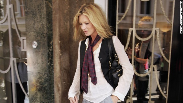 In 2005, supermodel Kate Moss was in the papers, but not because of the clothes she was wearing. Photos were published in The Daily Mirror showing her apparently snorting cocaine. She was not charged with drug offenses, because of weak prospects for a conviction, but she was swiftly dropped from many advertising contracts.