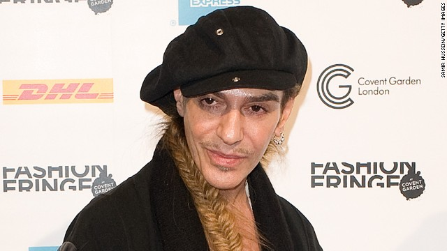 """I love Hitler,"" was about the tamest thing John Galliano said in an anti-Semitic rant caught on tape in 2011. As a result, Galliano was fired from fashion giant Christian Dior and found guilty of making public insults based on origin, religious affiliation, race or ethnicity by a French court. In his trial, he said that alcohol and drugs were major factors, which he realized during a stint in rehab after he was fired."
