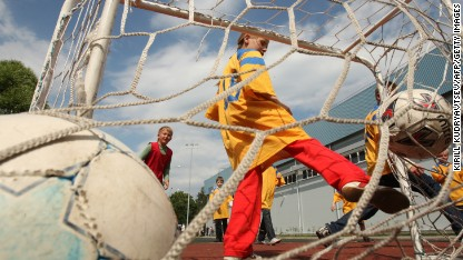 Can Russia change lives with football?