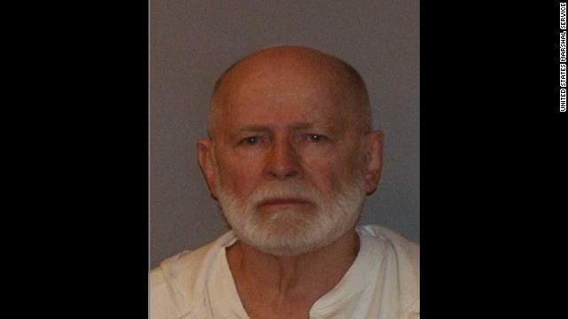 "James ""Whitey"" Bulger, the former head of Boston's Winter Hill Gang, evaded police for 16 years before being arrested with girlfriend Catherine Greig in Santa Monica, California, in 2011. After a lengthy trial, Bulger, seen here in his booking photo from June 23, 2011, has been found guilty on 31 of 32 counts -- including involvement in 11 murders. On November 14, 2013, Bulger was given two life sentences plus five years."