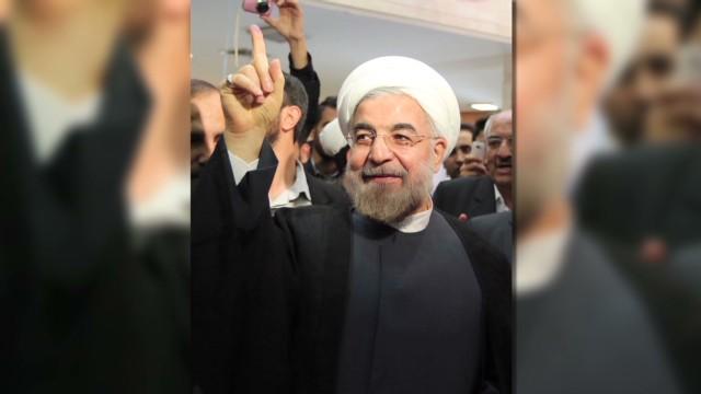 Adiós, Ahmadineyad: Rouhani se posesiona como presidente Irán