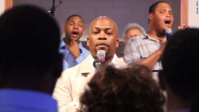 Black pastors disagree over gay marriage