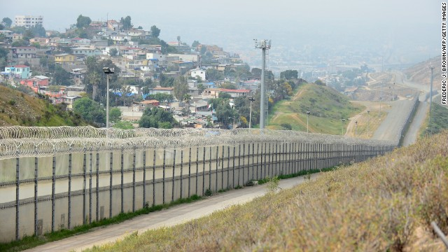 What's included in 'border surge' immigration amendment?