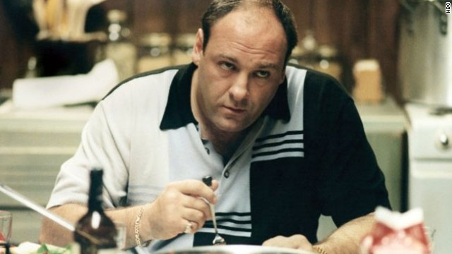 \'Sopranos\' cast mourns James Gandolfini