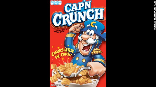 A cereal imposter: Is Cap'n Crunch really a captain?