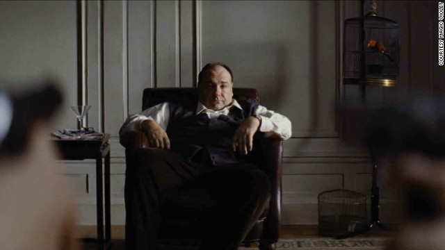 The heart of James Gandolfini
