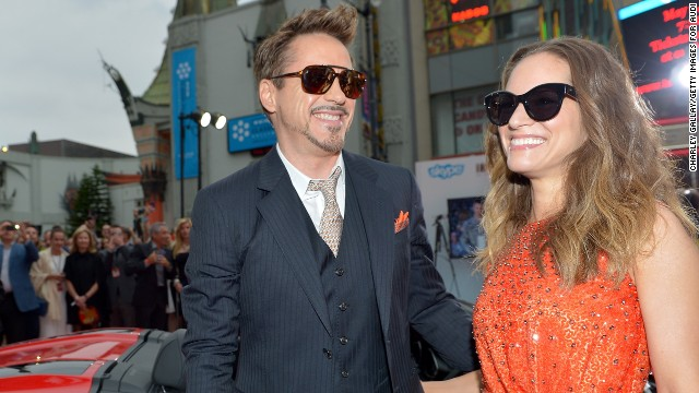 Robert Downey Jr. signs up for more 'Avengers'