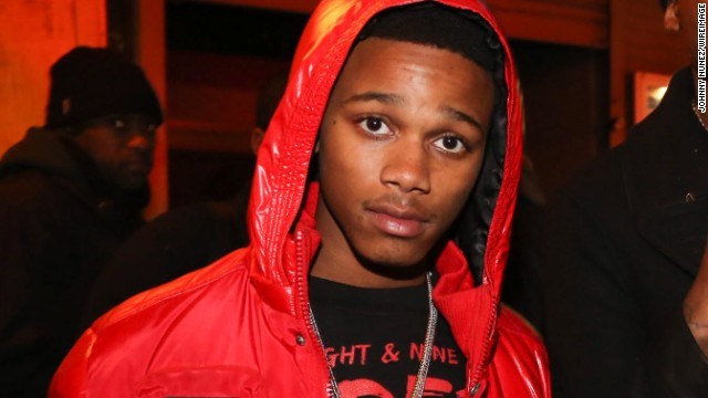 Lil Snupe Had Just Signed A Recording Deal With Meek Mills Dream