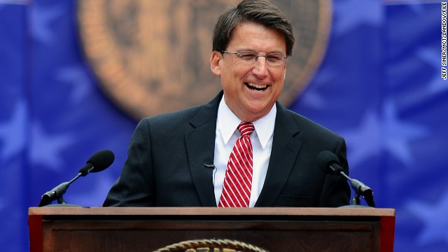 North Carolina Gov. McCrory signs voter ID law