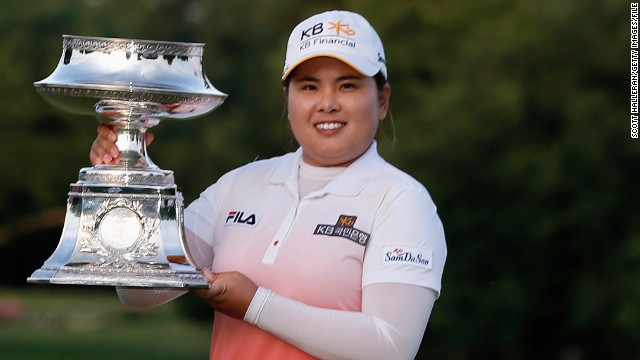 Koreans won six majors in the next six years, and have dominated women's golf in the past two seasons. Inbee Park has moved to the top of the world rankings after winning the first two majors of 2013, and she beat her friend Ryu in a playoff at the last event before the U.S. Open for her fifth victory this season.