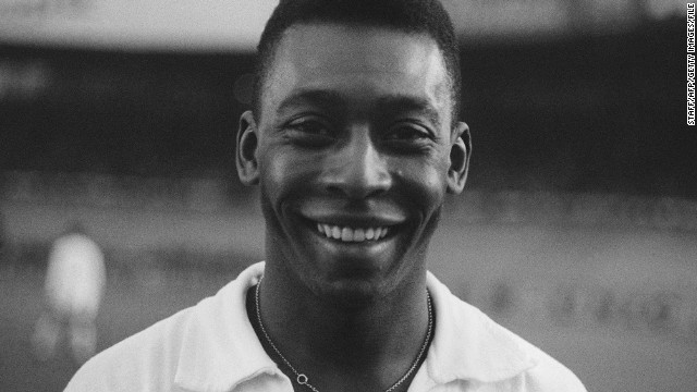 Pele is his country's leading goalscorer with 77 goals from 92 caps.