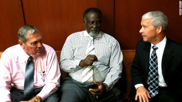 Pastors aim to keep peace at Zimmerman trial