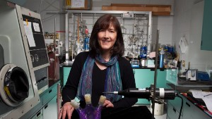 Barbara Sherwood Lollar is a geologist at the University of Toronto, and studies ancient water.