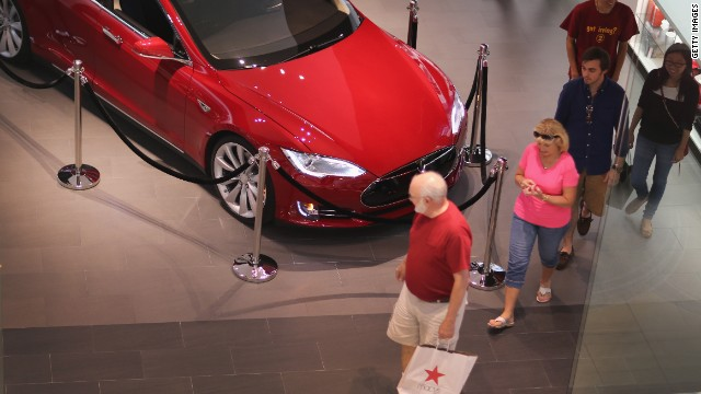 White House petition backing Tesla hits 100,000 signatures
