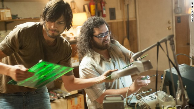 Trailer Park: Ashton Kutcher in 'Jobs'