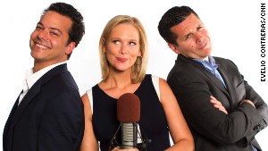 John Avlon, Margaret Hoover and Dean Obeidallah
