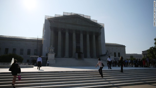 Business as usual at Supreme Court and other federal courts