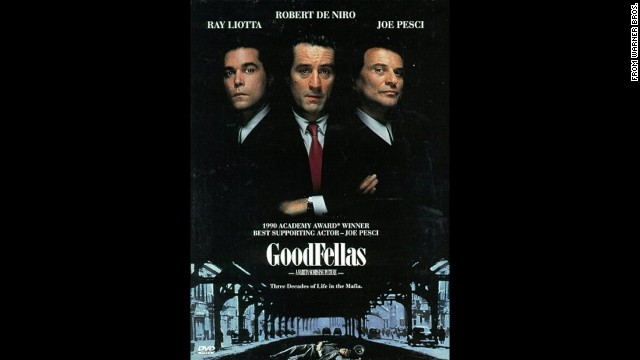 "The violent death of mobster Bill Batts kicked off ""Goodfellas"" and the body count just rose from there. The 1990 film was critically acclaimed and earned co-star Joe Pesci an Academy Award for best supporting actor."