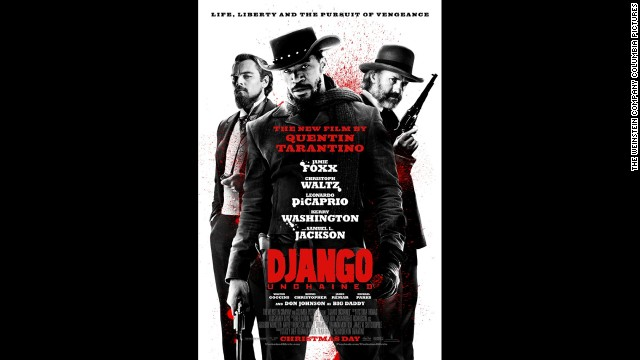"""Inglourious Basterds"" standout Christoph Waltz teamed up with Tarantino again for 2013's ""Django Unchained,"" which saw Waltz and Jamie Foxx as a bounty hunter and freed slave who showed no mercy during their travels."