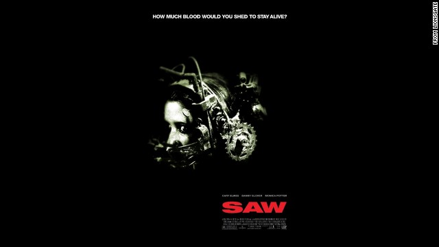 "Some fans of 2004's ""Saw"" had trouble not losing the contents of their stomach with this NC-17 movie about a serial killer who forces his victims to play a deadly game."