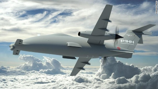 Paris Airshow 2013: Drone Doubles On The Rise