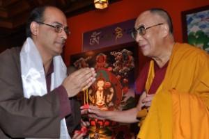 Las enseñanzas del Dalai Lama en Dharamsala, India