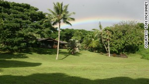 Ala Kukui is situated among hills and fruit trees on 12 rural acres in Maui.