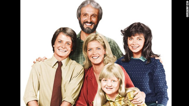 """Family Ties"" was as '80s as leg warmers and Rubik's Cubes. The NBC sitcom about the Keaton family won Emmy Awards and brought recognition to its creator Gary David Goldberg, <a href='http://www.cnn.com/2013/06/24/showbiz/celebrity-news-gossip/family-ties-gary-david-goldberg-dies/index.htm' target='_blank'>who died June 22 of a brain tumor. </a>The cast of the show became major stars."