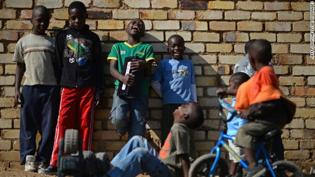 Africa's population challenge