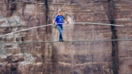 Nik Wallenda: Grand Canyon to New York City