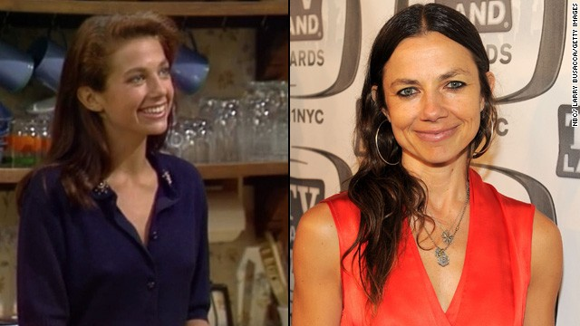 "Justine Bateman's Mallory Keaton wasn't the brightest bulb, but the actress is actually <a href='http://www.csmonitor.com/The-Culture/2013/0601/Justine-Bateman-Mom-and-UCLA-freshman' target='_blank'>enrolled as a student at UCLA.</a> When she's<a href='https://twitter.com/JustineBateman' target='_blank'> not busy tweeting</a>, the mother of two has continued acting. She appeared on ""Arrested Development"" with her brother Jason, and she recently popped up on an episode of ABC's ""Modern Family."""