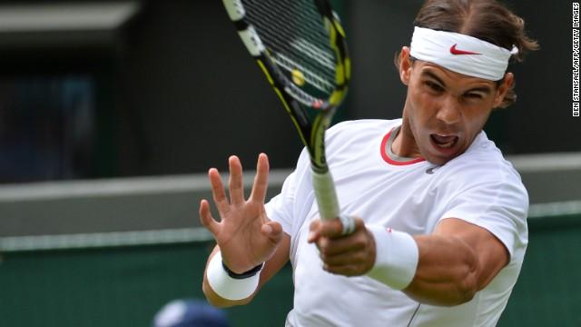 Rafael Nadal, eliminado de Wimbledon por Steve Darcis en la primera ronda