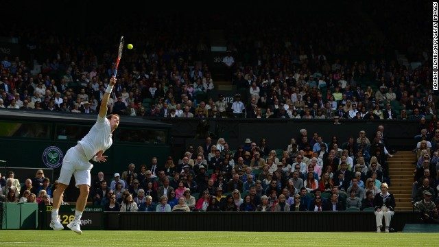 Wimbledon: The best photos