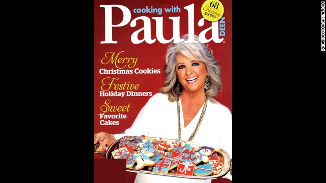 Hoffman Media publishes the bimonthly Cooking with Paula Deen magazine, which boasts circulation of nearly 1,000,000, according to <a href='http://www.pauladeen.com/paula' target='_blank'>Deen's website</a>.