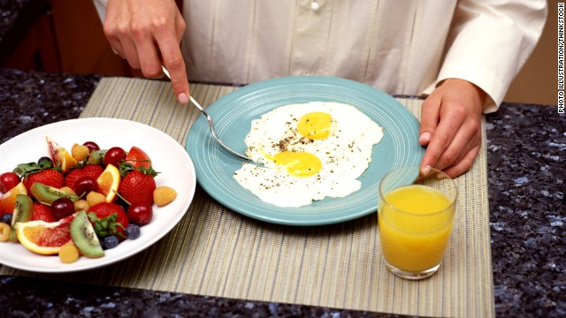 Fewer, larger meals key to weight loss?