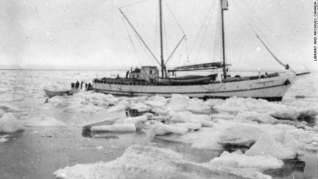 More than a year after the ship became trapped, Bartlett made it back to Alaska and organized several failed attempts to rescue the 12 men still clinging to life on the ice. Finally, the schooner King and Winge reached the stranded explorers. Overall, 11 of the original 31 Karluk expedition members had died.<!-- --> </br>