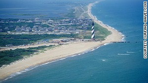 42. Cape Hatteras: historic ride.