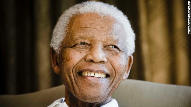 The evolution of Nelson Mandela