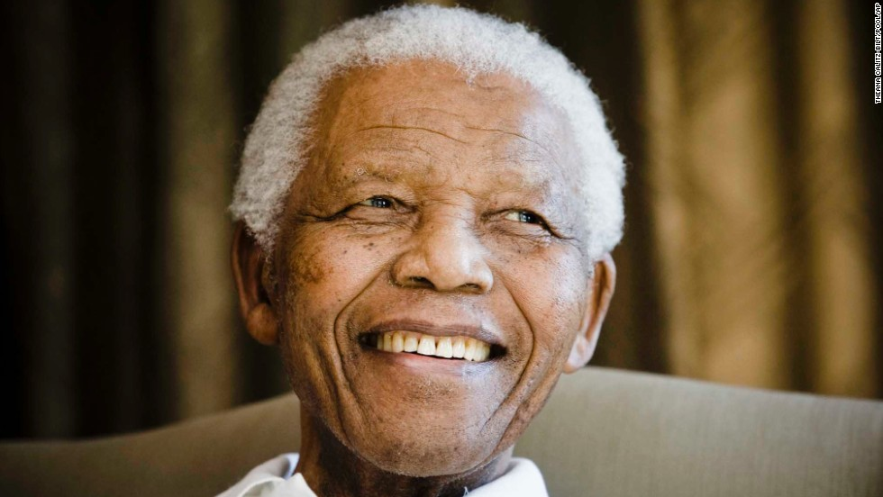Nelson Mandela endured 27 years in prison before becoming South Africa's first president from 1994 to 1999. He remains an emblem of the fight against apartheid, the country's system of racial segregation.