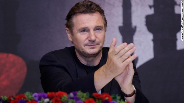 Report: Liam Neeson near deal for 'Taken 3'