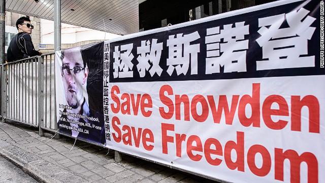 ¿Está haciendo el ridículo EEUU en la búsqueda de Snowden?