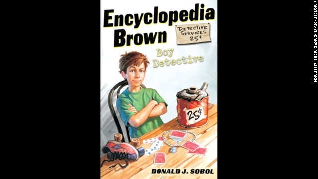 Warner Bros. at work on Encyclopedia Brown movie