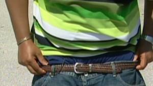 Georgia town bans saggy pants